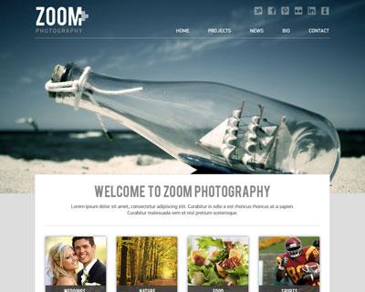Photography Artists Website Zoom Art Photography Website