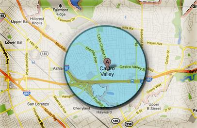 Castro Valley Website Design Development Support Template Custom Websites