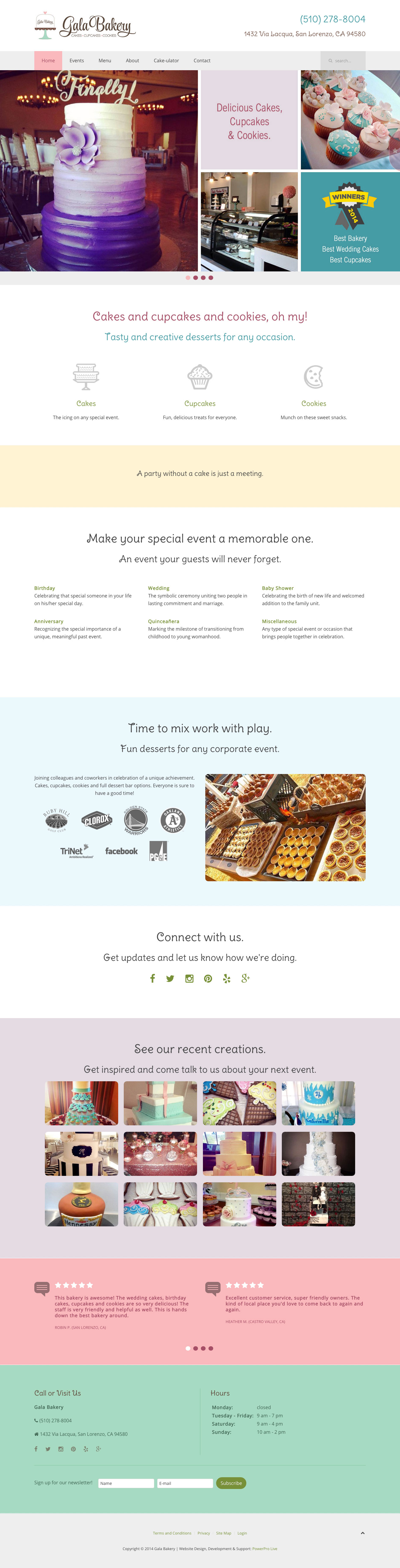 gala-bakery-website