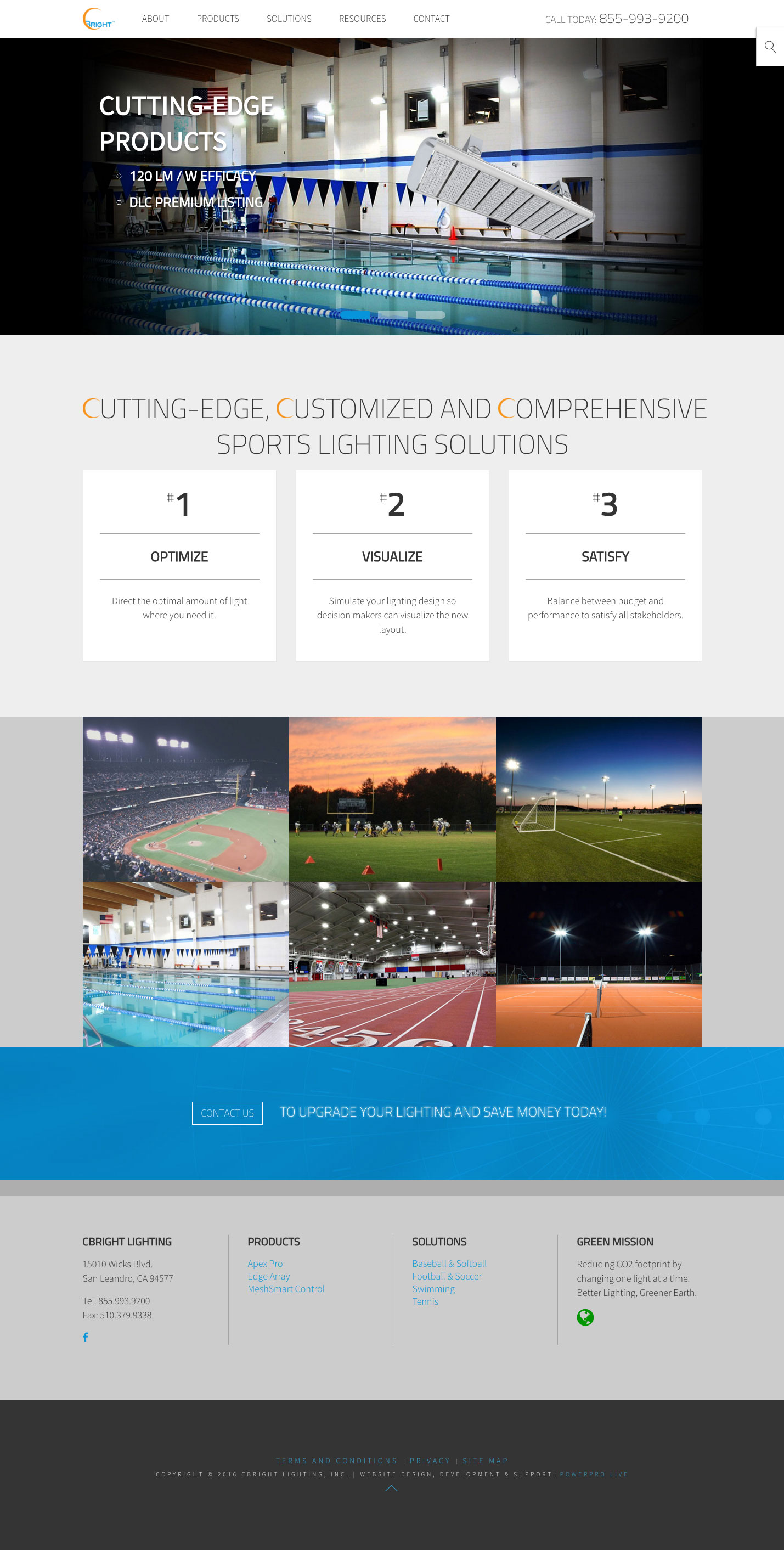 green-sports-lighting-website