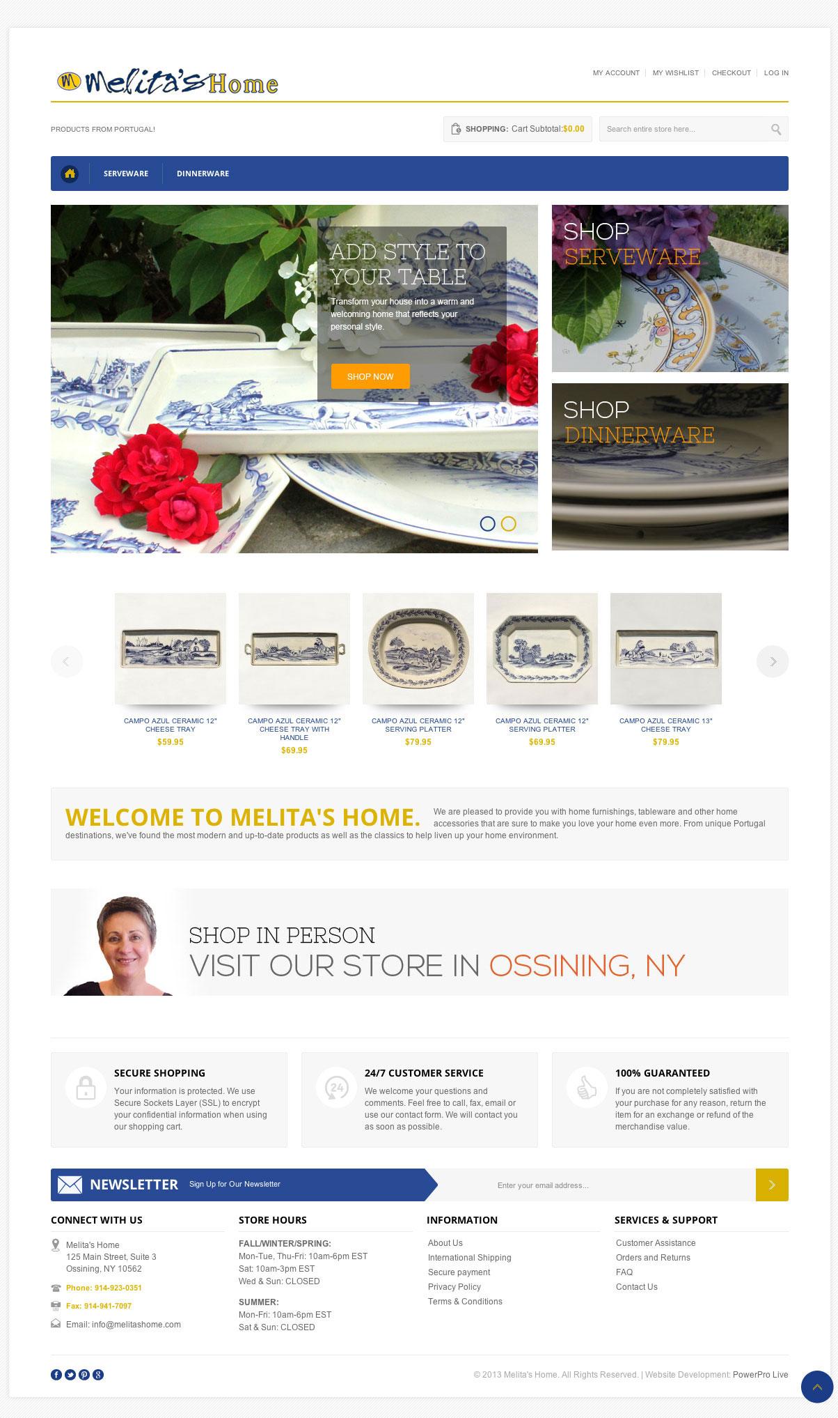 melitas-home-website