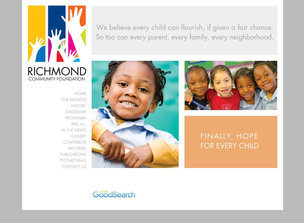 richmond-community-foundation-website-old