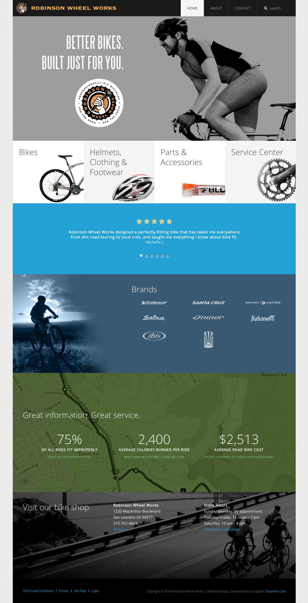 robinson-wheel-works-website