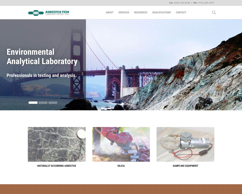 Asbestos TEM Laboratories