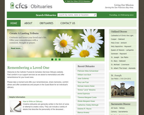 CFCS Obituaries