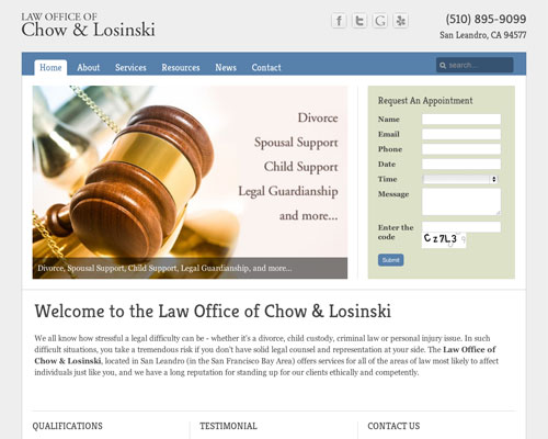 Law Office of Chow & Losinski