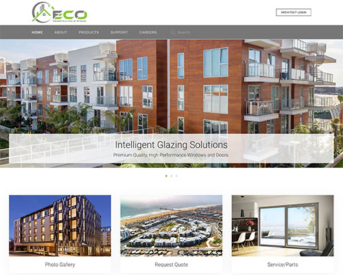 Eco Fenestration Systems