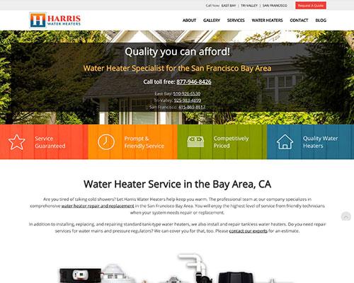 Harris Water Heaters