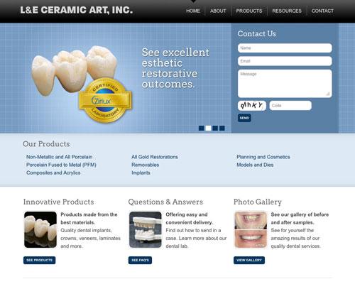 L&E Ceramic Art