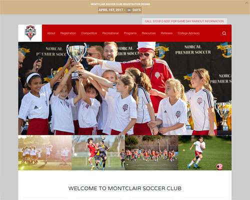 Montclair Soccer Club