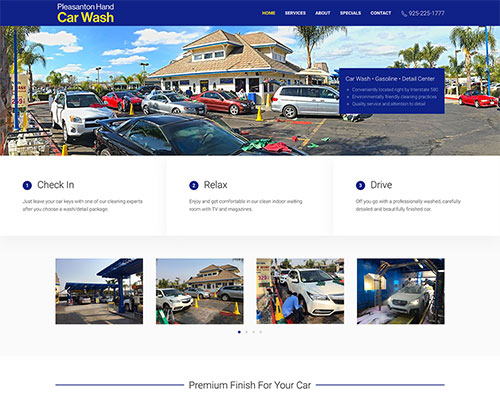 Pleasanton Hand Car Wash