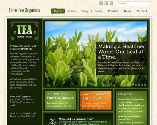 Pure Tea Organics