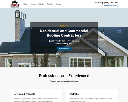 Ridout Roofing