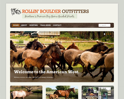 Rollin' Boulder Outfitters