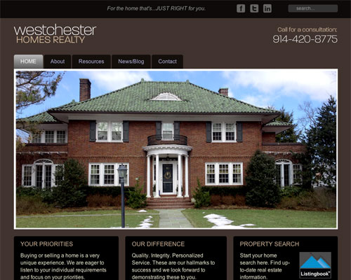 Westchester Homes Realty