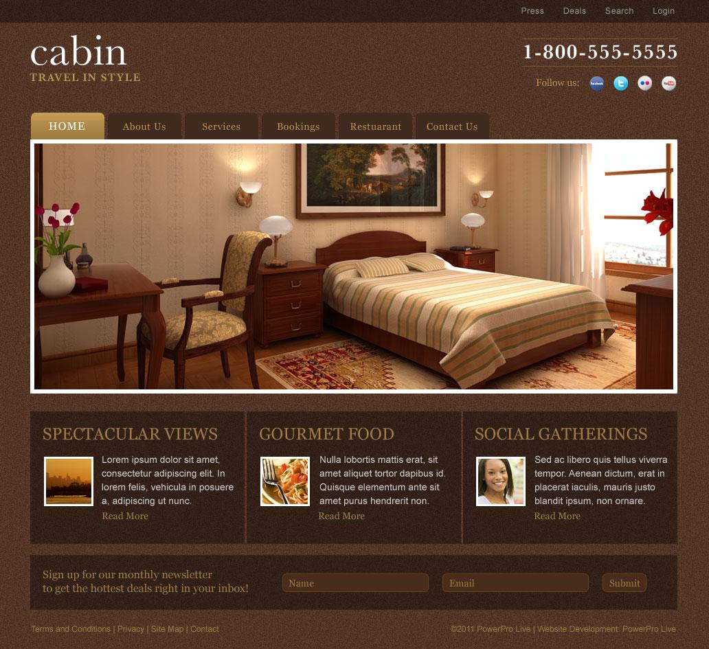 theme-cabin
