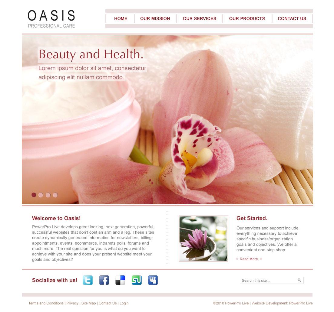 theme-oasis