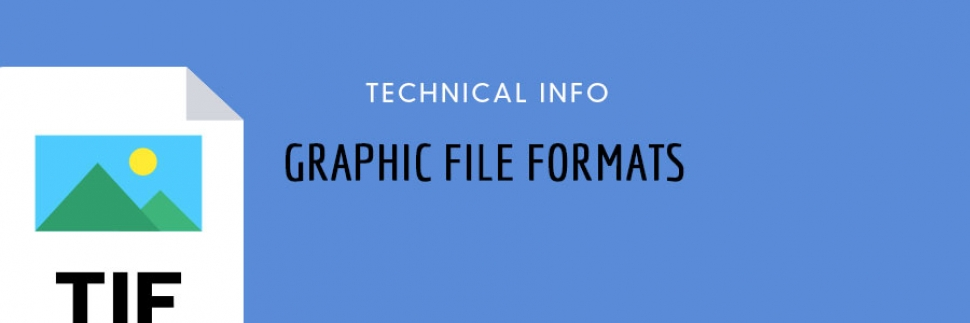 Know The Difference Between Graphic File Formats