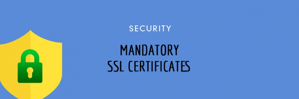 SSL Certificates - We Recommend all Websites Have One